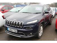 Jeep Cherokee 2.0 CRD 170 Limited 4WD Auto