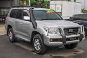 2008 Toyota Landcruiser VDJ200R GXL Silver 6 Speed Sports Automatic Wagon Gympie Gympie Area Preview