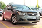 2012 Holden Cruze JH Series II MY13 CD Grey 6 Speed Sports Automatic Sedan Dandenong Greater Dandenong Preview