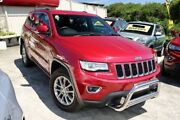 2013 Jeep Grand Cherokee WK MY2013 Laredo Red 5 Speed Sports Automatic Wagon Buderim Maroochydore Area Preview