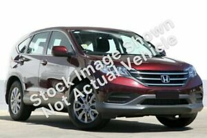 2013 Honda CR-V RM VTi Red 5 Speed Automatic Wagon Victoria Park Victoria Park Area Preview