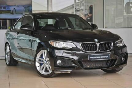 2017 BMW 230i F22 LCI M Sport Black 8 Speed Sports Automatic Coupe Darra Brisbane South West Preview