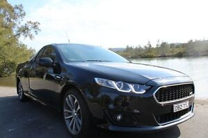 2015 Ford Falcon FG X XR6 Ute Super Cab Silhouette 6 Speed Manual Utility Glendale Lake Macquarie Area Preview