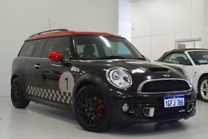 2011 Mini Clubman R55 LCI John Cooper Works Black 6 Speed Manual Wagon Myaree Melville Area Preview