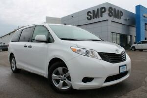 2016 Toyota Sienna - 7 Pass, Bluetooth, New Tires, Dual-Zone Cli