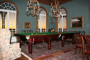 Snooker tables priced from $3500.00 & up St. John's Newfoundland image 8