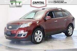 2016 Chevrolet Traverse LT AWD*Remote Start - Heated Seats - Bac