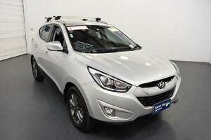 2014 Hyundai ix35 LM Series II Elite (AWD) Silver 6 Speed Automatic Wagon Moorabbin Kingston Area Preview