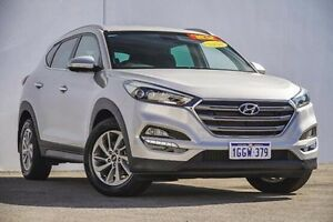 2016 Hyundai Tucson TLE Elite 2WD Silver 6 Speed Sports Automatic Wagon Bellevue Swan Area Preview