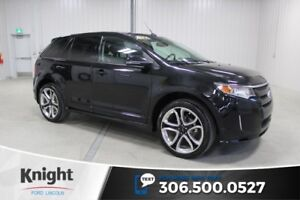 2014 Ford Edge Sport Navigation, Moon Roof, Leather, Blue Tooth