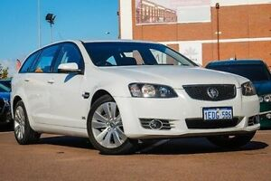 2012 Holden Commodore VE II MY12.5 Z Series Sportwagon White 6 Speed Sports Automatic Wagon Fremantle Fremantle Area Preview
