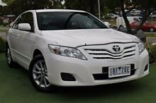 2011 Toyota Camry ACV40R MY10 Altise White 5 Speed Automatic Sedan Berwick Casey Area Preview