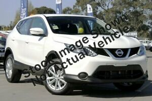 2016 Nissan Qashqai J11 ST White Diamond 1 Speed Constant Variable Wagon South Grafton Clarence Valley Preview