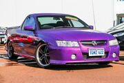 2007 Holden Ute VZ MY06 SVZ Purple 6 Speed Manual Utility East Rockingham Rockingham Area Preview