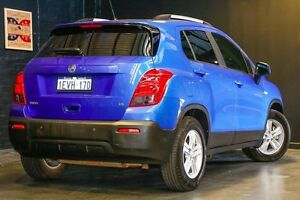 2015 Holden Trax TJ MY15 LS Blue 6 Speed Automatic Wagon Northbridge Perth City Area Preview