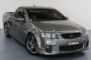 2013 Holden Ute VE II MY12.5 SS Z Series Grey 6 Speed Manual Utility Glendale Lake Macquarie Area Preview