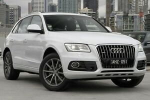 2016 Audi Q5 8R MY16 White 7 Speed Sports Automatic Dual Clutch Wagon North Melbourne Melbourne City Preview