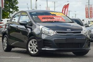 2015 Kia Rio UB MY15 S Blue 4 Speed Sports Automatic Hatchback Moorooka Brisbane South West Preview