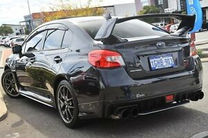 2015 Subaru WRX V1 MY16 STI AWD Premium Dark Grey 6 Speed Manual Sedan Willagee Melville Area Preview