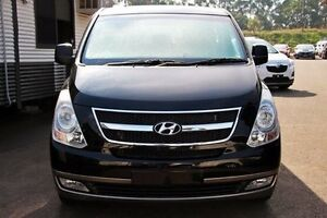 2015 Hyundai iMAX TQ-W MY15 Black 4 Speed Automatic Wagon Berwick Casey Area Preview