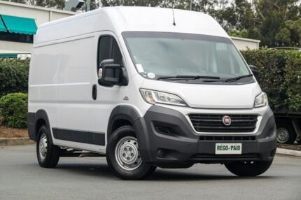 2015 Fiat Ducato Series 4 Mid Roof MWB White 6 Speed Manual Van