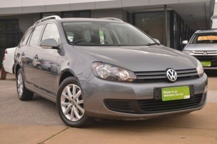 2011 Volkswagen Golf VI MY11 103TDI DSG Comfortline Grey 6 Speed Sports Automatic Dual Clutch Wagon Hillcrest Port Adelaide Area Preview