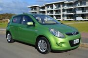 2010 Hyundai i20 PB Active Green 5 Speed Manual Hatchback Somerton Park Holdfast Bay Preview