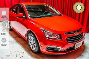 2016 Chevrolet Cruze Limited COLLAPSIBLE REAR SEATS! BLUETOOTH!