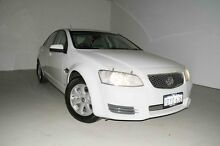 2012 Holden Commodore VE II MY12 Omega White 6 Speed Sports Automatic Sedan Edgewater Joondalup Area Preview