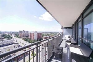 CLOSE TO LAWRENCE SUBWAY & YORKDALE.  1 BDRM + DEN  + PARKING.