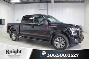 2017 Ford F-150 Lariat Sport Special Edition Navigation, Moon Ro