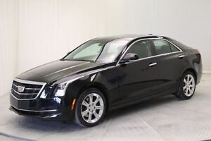 2016 Cadillac ATS Sedan Luxury Collection AWD *Remote Stat-Sunro