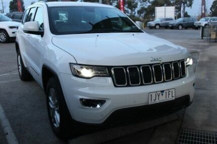 2017 Jeep Grand Cherokee WK MY17 Laredo White 8 Speed Sports Automatic Wagon