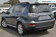 2011 Mitsubishi Outlander ZH MY12 VR-X Grey 6 Speed Sports Automatic Wagon Kirrawee Sutherland Area Preview