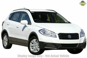 2014 Suzuki S-Cross JY GL White 7 Speed Constant Variable Hatchback Cannington Canning Area Preview