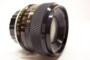 Vintage Camera lenses and equipment
