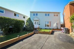 Gorgeous 3 Bdrm And 2 Baths Detached Home