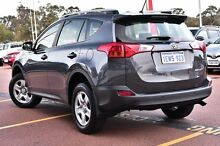 2015 Toyota RAV4 ZSA42R MY14 GX 2WD Graphite 7 Speed Constant Variable Wagon Wangara Wanneroo Area Preview