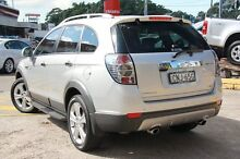 2013 Holden Captiva CG MY13 7 LX (4x4) Silver 6 Speed Automatic Wagon Arncliffe Rockdale Area Preview