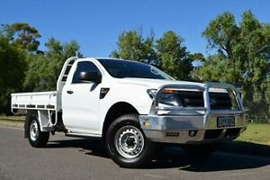 2012 Ford Ranger PX XL 4x2 White 6 Speed Manual Cab Chassis Thorngate Prospect Area Preview