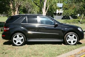 2009 Mercedes-Benz ML350 CDI W164 MY10 BlueEFFICIENCY AMG Sports Black 7 Speed Sports Automatic Yeerongpilly Brisbane South West Preview