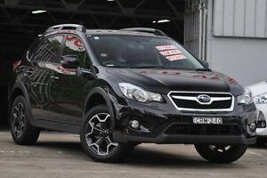 2013 Subaru XV MY14 2.0I Black Continuous Variable Wagon Mosman Mosman Area Preview