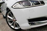 2014 Jaguar XF X250 MY15 Premium Luxury White 8 Speed Sports Automatic Sedan Gateshead Lake Macquarie Area Preview