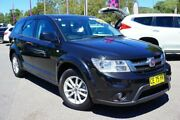 2015 Fiat Freemont JF MY15 Base Black 6 Speed Automatic Wagon Phillip Woden Valley Preview