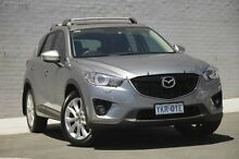 2012 Mazda CX-5 KE1021 Grand Touring SKYACTIV-Drive AWD Grey 6 Speed Sports Automatic Wagon Phillip Woden Valley Preview