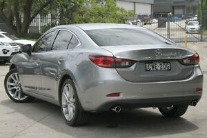 2013 Mazda 6 6C GT Chrome 6 Speed Automatic Sedan Petersham Marrickville Area Preview