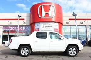 2013 Honda Ridgeline Touring - FULLY LOADED PICK UP -