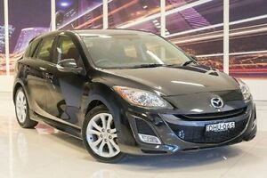 2010 Mazda 3 BL10L1 SP25 Activematic Black 5 Speed Sports Automatic Hatchback Blacktown Blacktown Area Preview