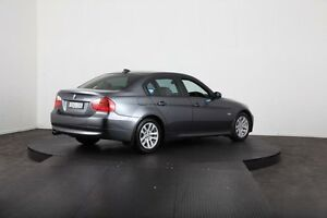 2006 BMW 320i E90 20I Grey 6 Speed Steptronic Sedan McGraths Hill Hawkesbury Area Preview