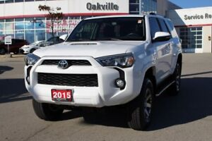 2015 Toyota 4Runner Trail Edition w/Leather & Moonroof